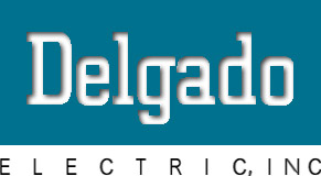 delgado electric logo